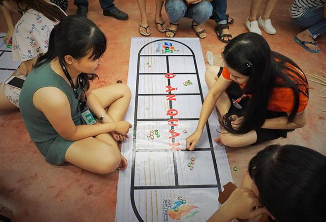 Ô ăn quan là nội dung được các BU đặc biệt quan tâm. Đây là trò chơi đã có ở Việt Nam từ rất lâu đời, phổ biến ba miền Bắc - Trung - Nam. Trò chơi có tính chất chiến thuật thường dành cho hai hoặc ba người chơi.