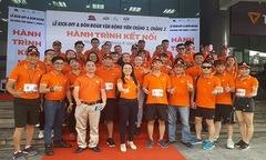 Chủ tịch FPT Telecom: 'Gần 2.800 đồng nghiệp đợi cờ FPT trên đường chạy'