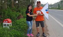 Chặng 2 'Hành trình kết nối': Người nhà 'Cáo' chạy xuyên 3 tỉnh về Hà Nội