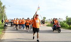 'Tam ca' Quảng Ngãi - Kon Tum - INF gồng sức chinh phục chặng 15