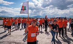 Biển người nhà F chào đón 'Hành trình kết nối' tại thủ phủ miền Trung