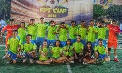 Cup 13/9 miền Trung: Vi phạm điều lệ giải, FPT Edu 1 bị xử thua 0-3