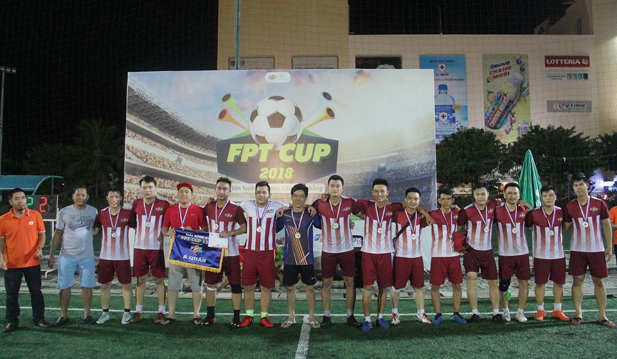 FPT Retail dù không thể vô địch nhưng đã có một mùa giải thành công. Đây là lần đầu tiên đội bóng Bán lẻ góp mặt trong trận chung kết.