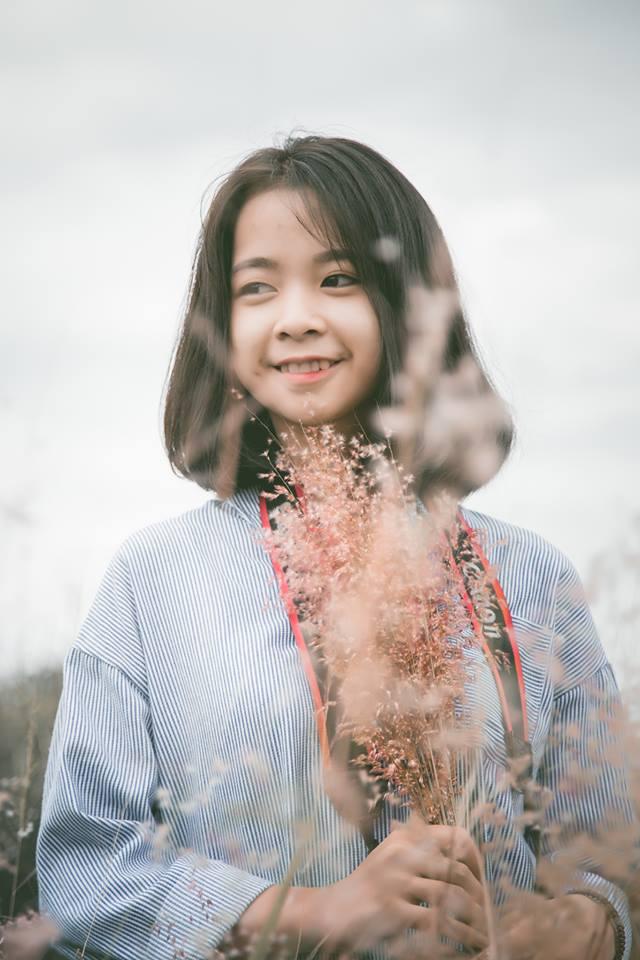 Nguyễn Thị Hương là sinh viên chuyên ngành Hướng dẫn viên du lịch tại FPT Polytechnic Đà Nẵng.