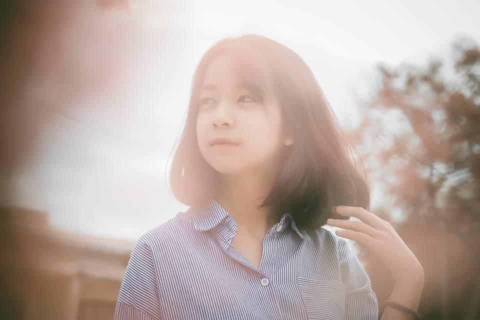 Cô gái sinh năm 2000 tự nhận mình năng động, thích khám phá môi trường mới.