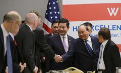 FPT kết nối Thủ tướng toạ đàm với 40 tập đoàn Mỹ