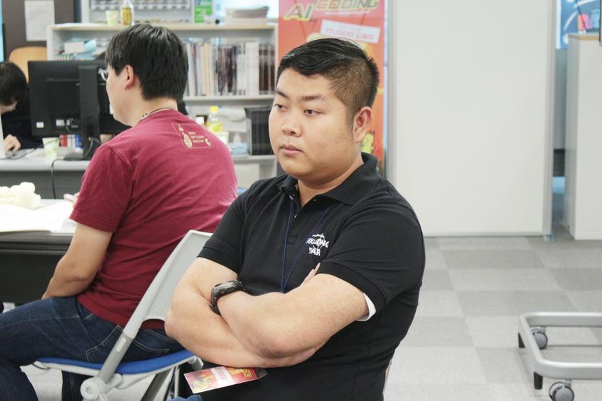 Thành viên Lê Duy Thanh(FPT Japan N.500-D).