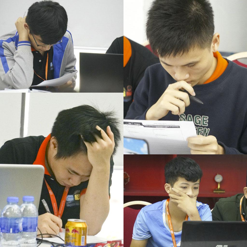 Với kết quả thi online toàn quốc, các đội xuất sắc sẽ được chọn lựa để tham gia cuộc thi ACM Offline toàn quốc, dự kiến diễn ra cuối tháng 11. Từ đây, BTC chọn lựa đội tài năng để dự cuộc thi toàn châu Á.