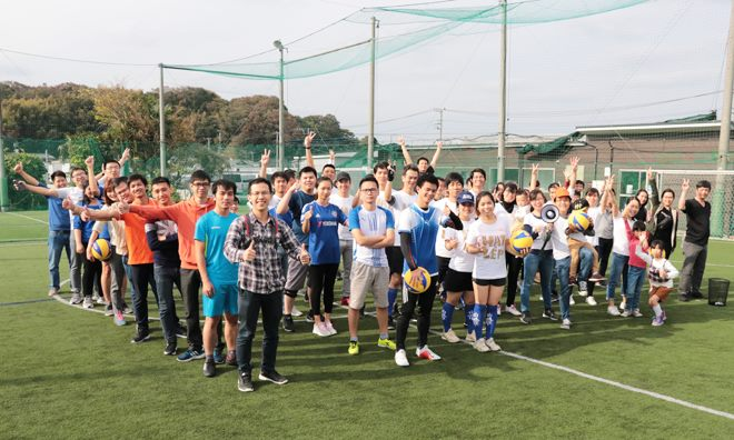 Giải bóng sọt thu hút sự tham gia của 6 đội gồm:Kawasaki (Ký túc xá Kawasaki), Mười Lăm Man (Sales team), Một Man (Delivery team với đa số đến từ FJP.AUT-D), BA (khối BA) cùng 2 đội Hạt Giống Tsurumi và Hạt Lép Tsurumi (đều đến từ Ký túc xá Tsurumi).