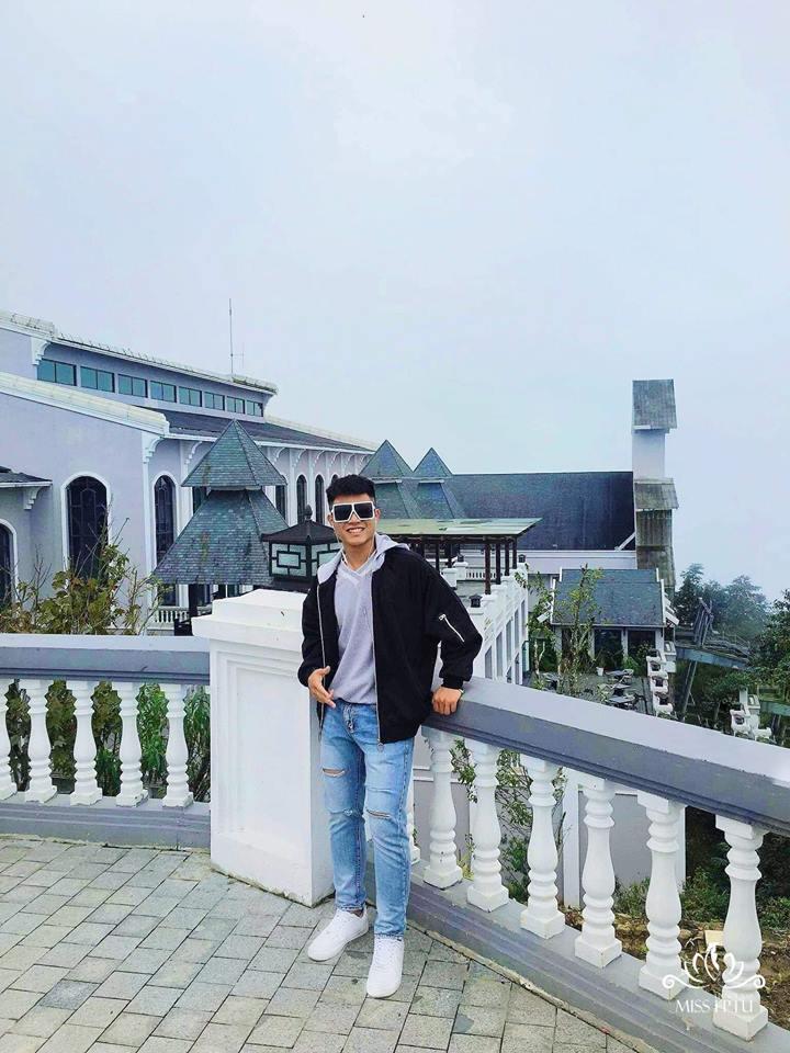 Bùi Quang Huy (2000); Chiều cao: 1m72