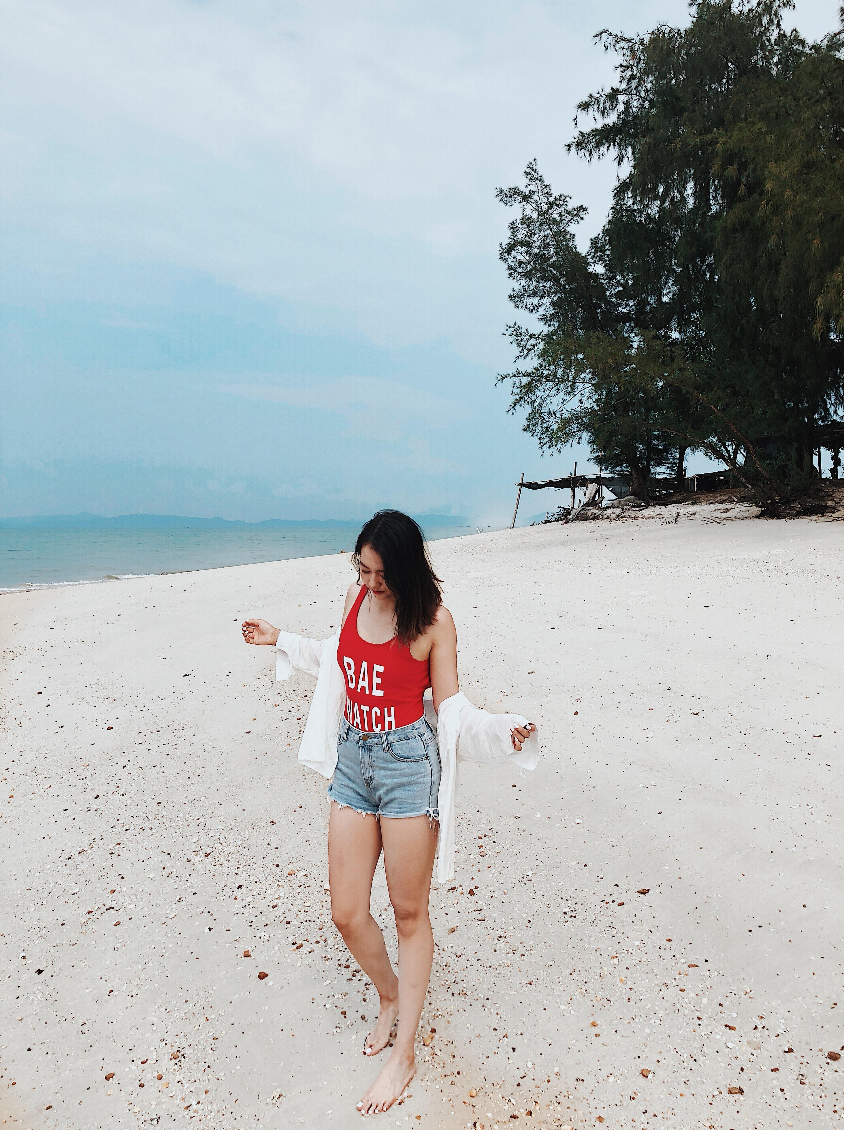 Bảo Ngọc đến với Miss FPTU 2018 vì muốn được thử thách bản thân, trau dồi, học hỏi thêm những điều mới mẻ và để sống hết mình với tuổi sinh viên, cống hiến điều gì đó cho mái trường đại học.