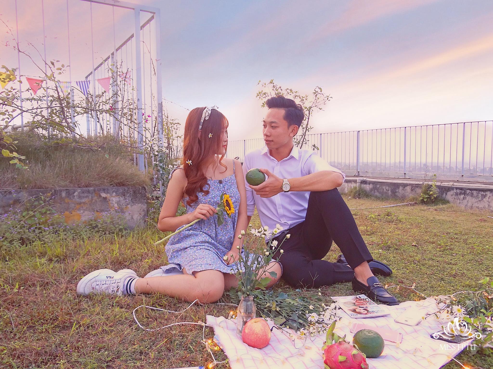 """Lê Thị Thanh Thùy- Trần Văn Hiếu Concept: """"True Love"""" - Khi yêu bỗng dưng cả thế giới trở nên nhỏ bé và chỉ nằm gọn ở duy nhất một người."""
