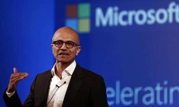Điện toán đám mây chính là con đường Satya Nadella đã vạch ra cho Microsoft từ năm 2015.