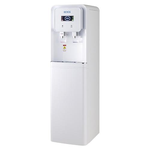 Hàng gia dụng: Máy lọc nước Rewa RW-RO-816 white có công nghệ lọc RO 4 cấp, làm lạnh nhanh, công suất làm nóng 2 lít mỗi giờ, làm lạnh 7 lít mỗi giờ, giảm 50% chỉ còn 8,09 triệu đồng.