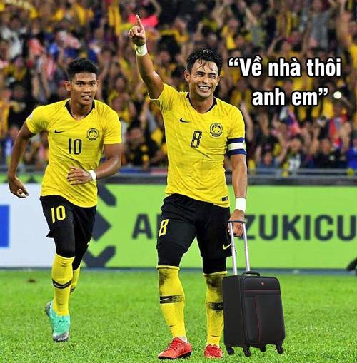 Malaysia đã không làm nên điều thần kỳ trước Việt Nam, giống như cái cách họ hạ Thái Lan tại bán kết.