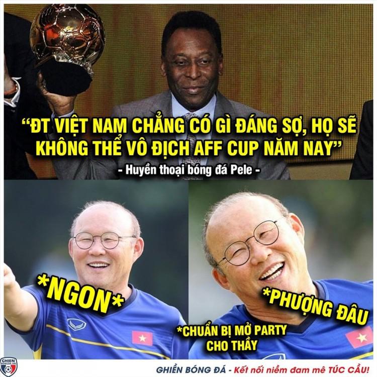 Chiến lược gia người Hàn Quốc đã cho thế giới biết về bóng đá Việt Nam...
