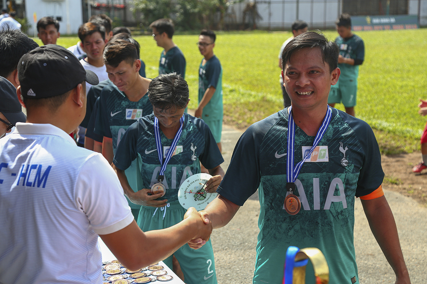 Giải ba của FFA Cup đã thuộc về đội bóng nhà Hệ thống khi họ kết thúc giải với 12 điểm sau 4 trận thắng và 2 trận thua, ghi được 18 bàn và để thủng lưới 10 bàn.