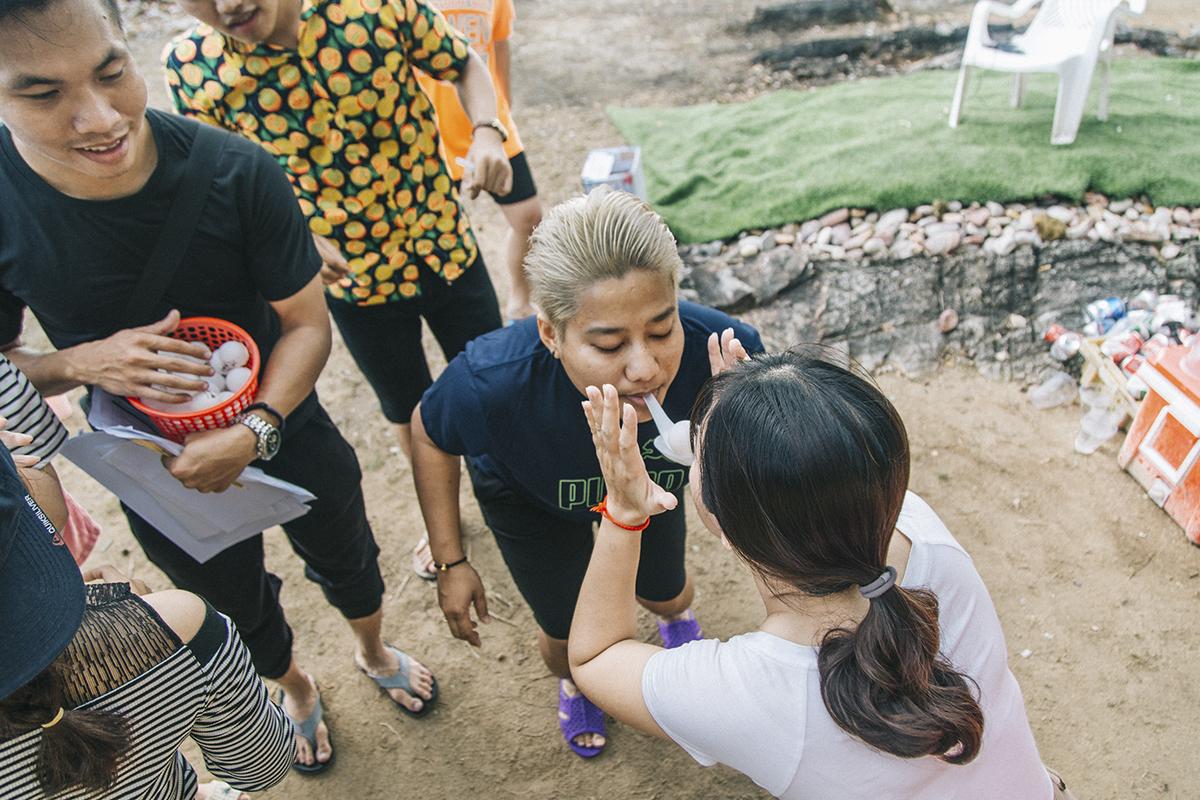 Chị Vũ Thị Vân Hải, Phó ban FUN, hy vọng sau chuyến đi này, toàn thể gia đình cán bộ Văn hóa - Đoàn thể sẽ gắn kết với nhau nhiều hơn để cùng đưa hoạt động phong trào FPT phía Nam hướng đến năm 2019 lập nhiều thành tích cao hơn, cải thiện và khắc phục những tồn đọng cũng như vấp ngã trong thời gian qua.