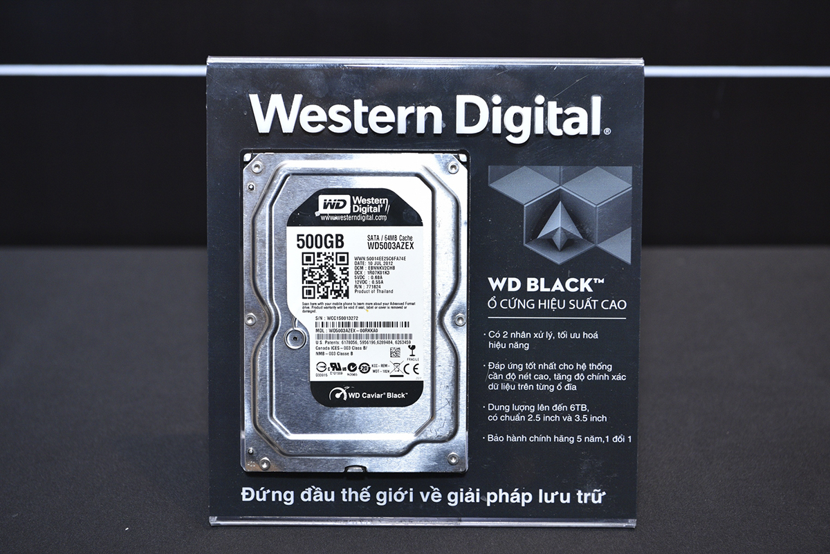 Dòng ổ cứng Ultrastar HDD được trang bị công nghệ độc quyền HelioSeal thế hệ 5, có thể mở rộng dung lượng tới 75% dung lượng (từ 8 lên 15TB. Sản phẩm hoạt động mát hơn tới 5 độ, giảm tới 45% trọng lượng mỗi TB, tiêu thụ ít hơn 56% ở chế độ chờ. Dòng ổ cứng này cũng có khả năng hoạt động đến 2,5 triệu giờ.