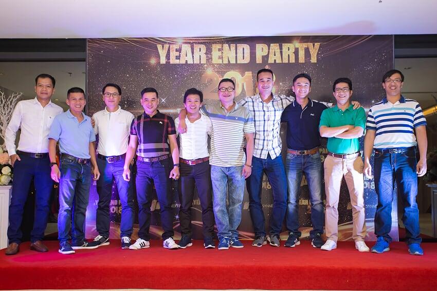 Ngày 21/1, Synnex FPT miền Trung đã tổ chức chương trình tổng kết năm 2018 tại khách sạn New Orient, 20 Đống Đa, quận Hải Châu, TP Đà Nẵng.