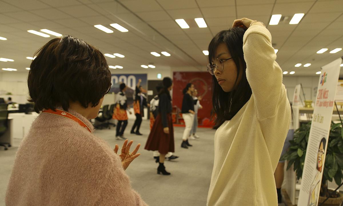 Các diễn viên mong muốn được thể hiện hết cảm xúc dành cho nguyên CEO FPT Japan Trần Đăng Hòa. Anh Trần Đăng Hòa sinh năm 1978, tốt nghiệp Đại học Ngoại thương Hà Nội nhưng lại thích phần mềm nên anh đã phải học hỏi rất nhiều trước khi đầu quân vào FPT Software năm 2004. Trước khi được bổ nhiệm, anh Hòa là Trưởng đại diện Văn phòng Osaka thuộc FPT Japan (2005-2006); Giám đốc Trung tâm Sản xuất phần mềm số 11 (G11) chuyên về các ứng dụng Nhúng (2006-2010); Giám đốc điều hành Công ty TNHH Nghiên cứu và Phát triển phần mềm (FRD) (2010-2012) và Giám đốc FSU11 (2012-2015), CEO FPT Japan (2015-2018), COO FPT Software (2019 đến nay).