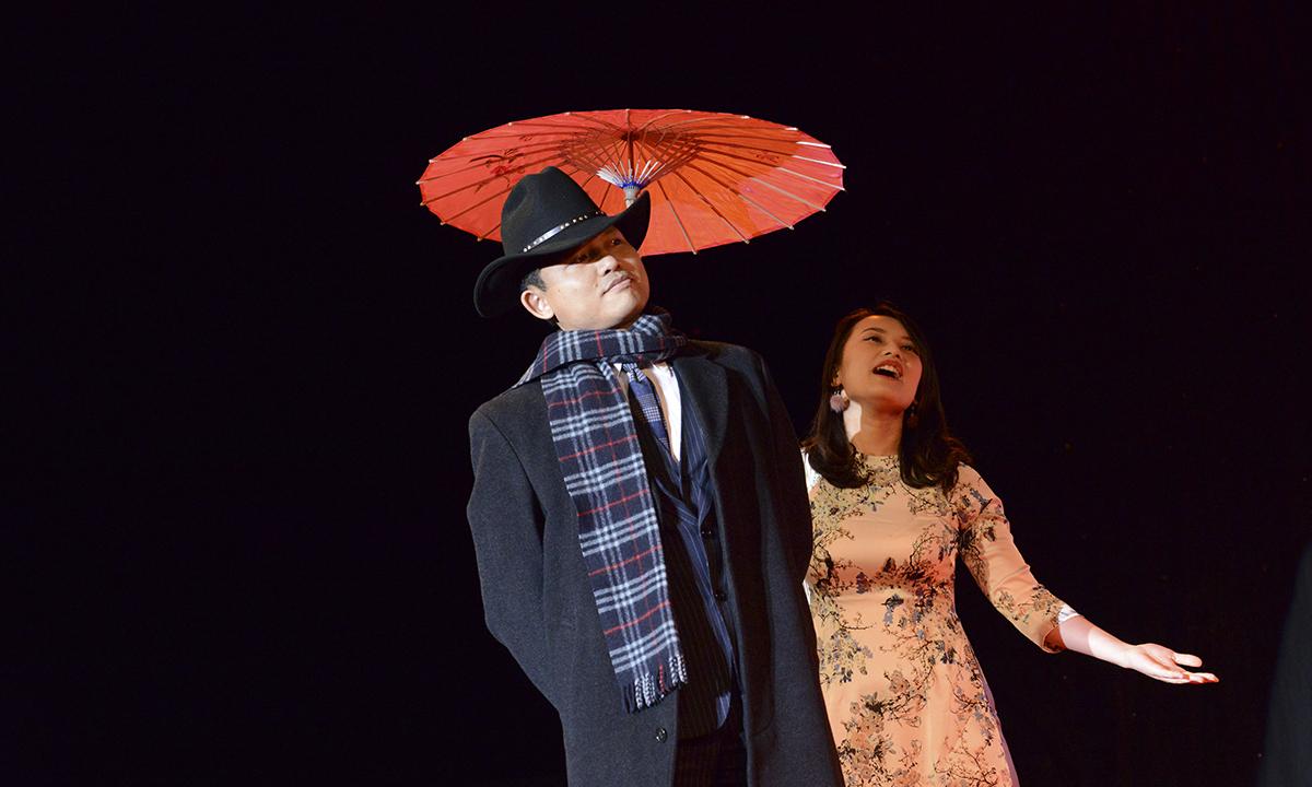 Nhân vật Trần Đăng Hòa do anh Nguyễn Hải Dương đảm vai. Anh Dương chia sẻ rằng với ngoại hình quá khác biệt, khó khăn của anh là làm sao thể hiện được tính cách của anh Hòa từ những chi tiết nhỏ nhất.