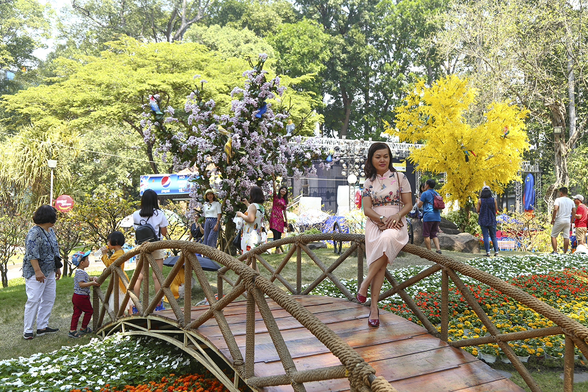 Hội hoa xuân Tao Đàn từ lâu đã trở thành một điểm hẹn văn hoá thường niên của các nghệ nhân và du khách, thể hiện xu hướng phát triển của một đô thị lớn hiện đại nhưng cũng không quên đi việc đầu tư cho những mảng xanh và những sự kiện văn hoá, giúp đời sống người dân ngày càng thêm phong phú.