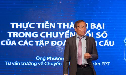 Cựu CIO tập đoàn trăm tỷ đô làm Tư vấn trưởng Chuyển đổi số FPT