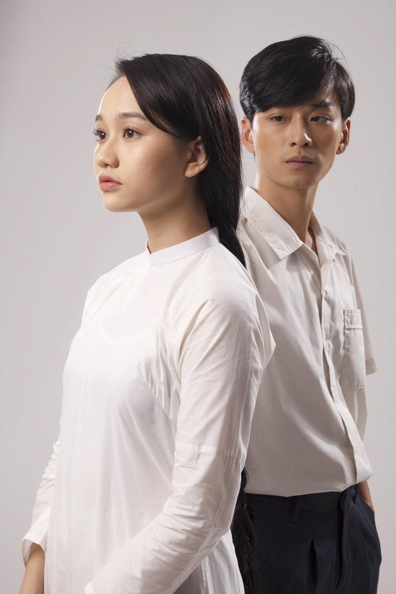 """Trong bộ phim """"Mắt biếc"""" dự kiến sẽ bấm máy vào tháng 3, Trúc Anh (vai Hà Lan) sẽ hợp cùng nam diễn viên trẻ Trần Nghĩa (vai Ngạn) trở thành cặp đôi """"nàng mắt biếc và chàng si tình""""."""