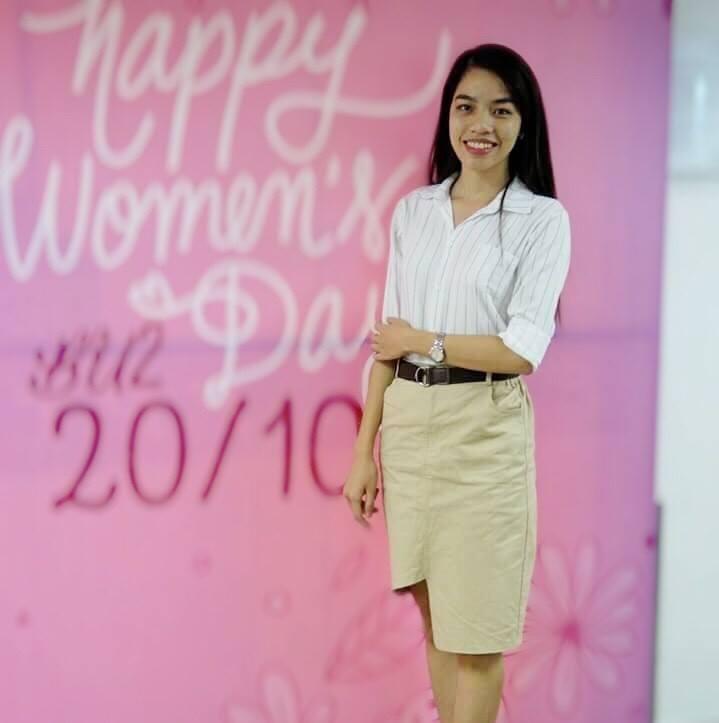 Lương Thị Thuỳ (FHN.ECR) là cô gái cá tính và giỏi ngoại ngữ tiếng Anh. Ảnh của cô có 251 lượt bình chọn.