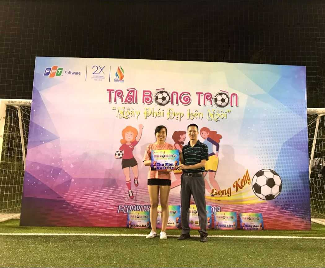 Đội bóng R7 thống trị giải thưởng cá nhân với danh hiệu Thủ môn xuất sắc thuộc về Huyền Trang. Thi đấu hết hình và cứu thua nhiều tình huống cho đội nhà, Huyền Trang xứng đáng được vinh danh. Trong khi đó, Vua phá lưới thuộc về Lê Thị Trang, đội FGC.