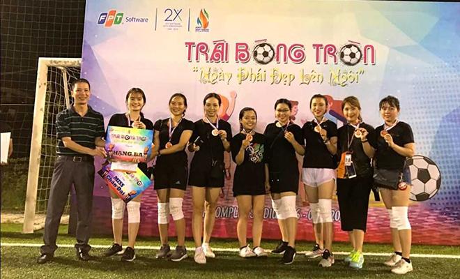 BA cũng đã trải qua một mùa giải thi đấu thành công. Chỉ giành được giải Ba những các cô gái BA đã cống hiến một lối chơi máu lửa. Nguyễn Thị Sáu, đội BA, còn đạt danh hiệu Miss chân dài.