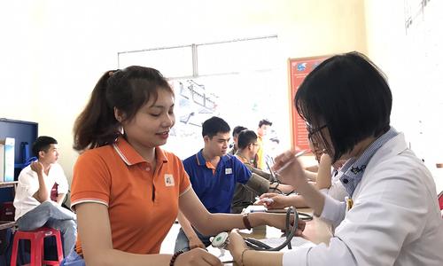 FPT Telecom Đà Nẵng hiến tặng gần 80 đơn vị máu