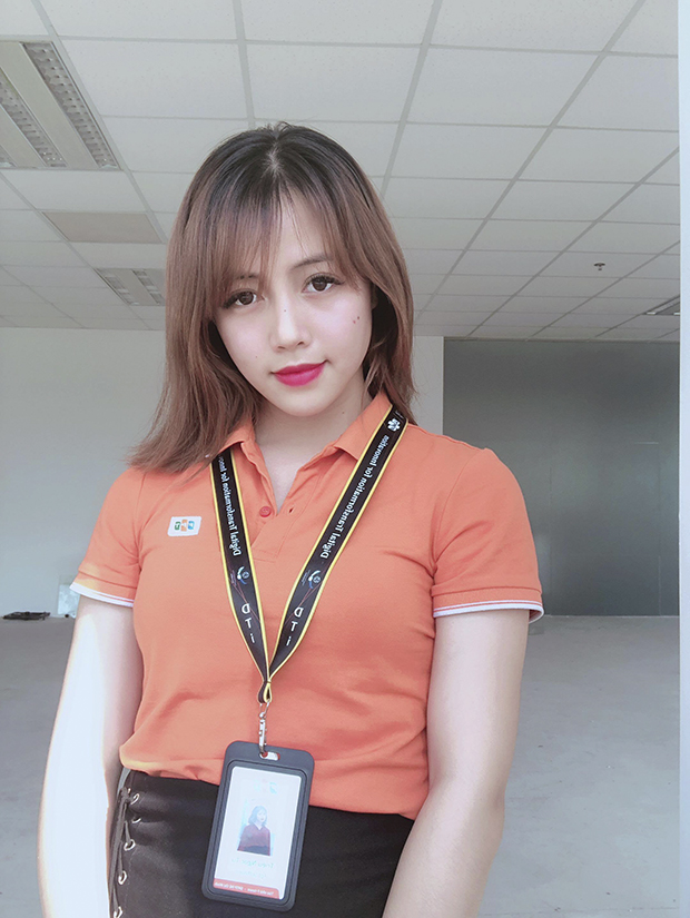 Triệu Ngọc Tú sinh năm 1996 trở thành nhân viên nhà Phần mềm tháng 7/2018, hiện Tú đang làm việc tại FPT FGA (Global Automatic) với vị trí Admin FGA.DTI HCM.