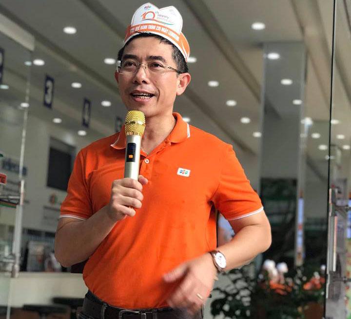 Tham dự buổi phát động có CEO FPT Telecom Hoàng Việt Anh và GĐ FPT Telecom Vùng 4 Nguyễn Thế Quang. Anh Việt Anh đánh giá cao tinh thần đoàn kết và sáng tạo của toàn thể CBNV chi nhánh trong thời gian qua. Bằng nhiều nỗ lực, chi nhánh đã đạt được những thành quả nhất định và đi đầu trong các hoạt động phong trào. Nhân dịp 10 năm, anh chúc chi nhánh hoàn thành các kế hoạch đề với Ban điều hành.