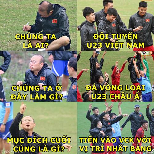 Mục tiêu dù rất khó khăn nhưng U23 Thái Lan chẳng thể cản được bước tiến của U23 Việt Nam.