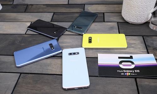 FPT Shop giảm sốc 1,5 triệu đồng khi mua Galaxy S10