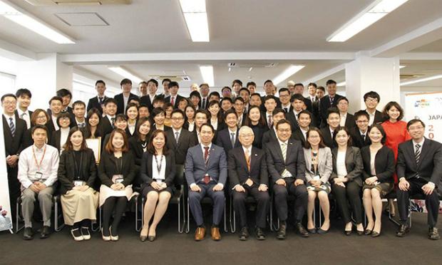 130 nhân sự mới của FPT Japan sẽ chủ yếu làm việc trong các đơn vị thuộc khối sản xuất. Ảnh: FPT Japan.