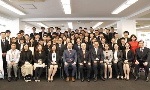 FPT Japan cùng lúc đón 130 nhân sự mới