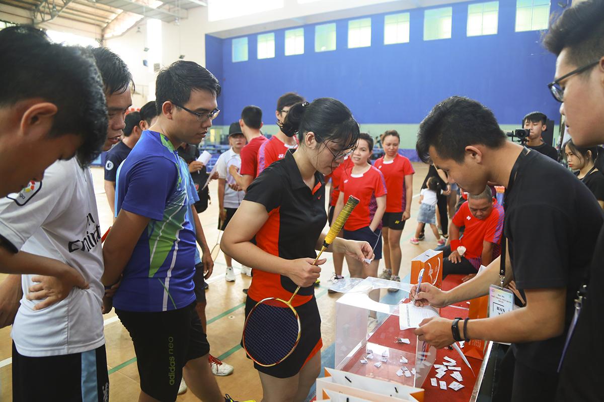 Ngày hội Thể thao 2019 được tổ chức tại Nhà thi đấu đa năng quận 7 (504–506 Huỳnh Tấn Phát) với hơn 300 VĐV nhà F phía Nam tham gia tranh tài ở3 bộ môn (9 nội dung) của ba bộ môn: bóng bàn, cầu lông và bóng né. Có những VĐV đã nhiều lần tham dự ngày hội như chị Nguyễn Thị Thúy (FPT Education) đã đoạt 3 HCV, 3 HCĐ trong các năm 2014, 2016, 2019.