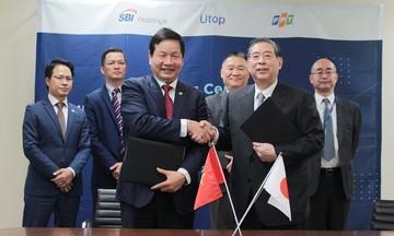 FPT và tập đoàn SBI đầu tư triệu USD và start-up Utop