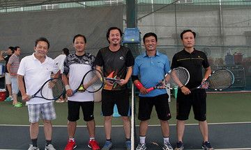 FPT Davis Cup tranh tài trên sân Tuyên Sơn