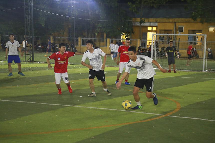 Năm bàn thắng của các cầu thủ: Nguyễn Duy Nghĩa, Đào Đức Thiện, Hoàng Quốc Hưng, Hồng Thiền Quang và Trần Huỳnh Duy đã mang về chiến thắng 5-0 cho đội bóng INF.