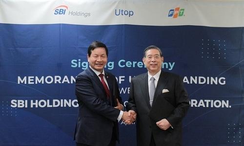 Tập đoàn Nhật Bản đổ hàng triệu USD vào ứng dụng blockchain của FPT