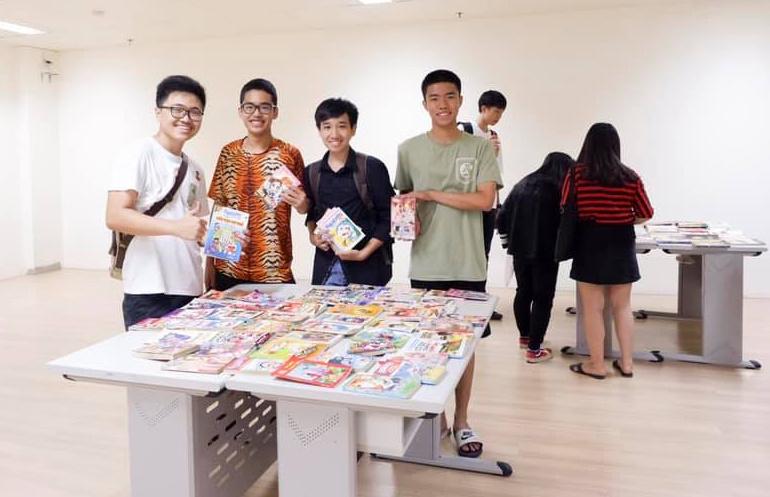 Hoạt động thu hút hằng trăm học sinh FPT School cơ sở Đà Nẵng tham gia trải nghiệm. Ban tổ chức còn nhận được hơn 400 tác phẩm đủ các thể loại như bài viết, bài thiết kế bìa sách, thiết kế nội dung... do chính học sinh thể hiện để gửi đến chương trình.