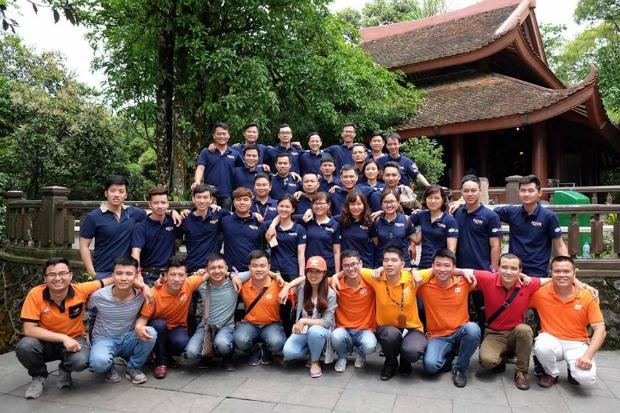 Quân hiện là thành viên câu lạc bộ FOX1K Hà Nội.