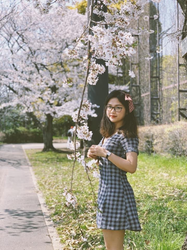 Thùy Anh đầu quân cho FPT Software từ tháng 8/2015. Tháng 10/2018, cô sang FPT Japan làm việc.