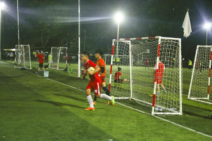 Mặc dù có thêm một bàn thắng nữa nhưng với tỷ số 6-3 chung cuộc, CS đã chấp nhận nhìn Liên quân nâng cao chức vô địch giải bóng đá vùng 5 Wolf Cup trong sự tiếc nuối.