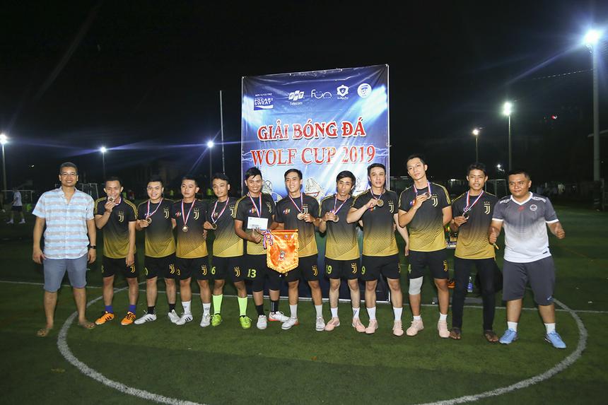 Ở trận đấu tranh hạng Ba trước đó, SG15 đã giành chiến thắng trước CUS trong loạt sút luân lưu với tỷ số 3-2, sau khi 2 đội đã cầm hòa nhau 0-0 ở thời gian thi đấu chính thức.