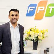 Người Ấn Độ đầu tiên gia nhập FPT Japan